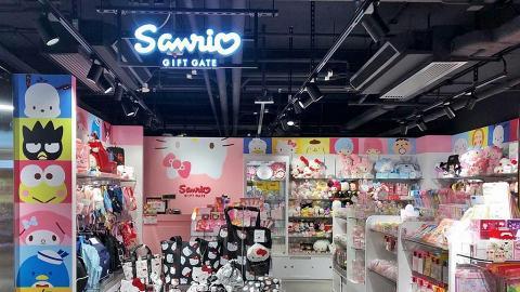 【減價優惠】Sanrio全線分店大減價低至6折!卡通精品+家品激筍優惠率先睇