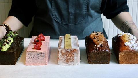 【中環美食】全新西班牙蛋糕店LaViña登陸中環 軟心巴斯克芝士蛋糕/伯爵茶磅蛋糕