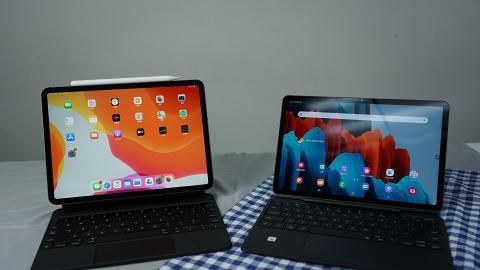 【開學必備】學生上堂2大平板電腦推介 iPad Pro/Galaxy Tab S7功能介紹