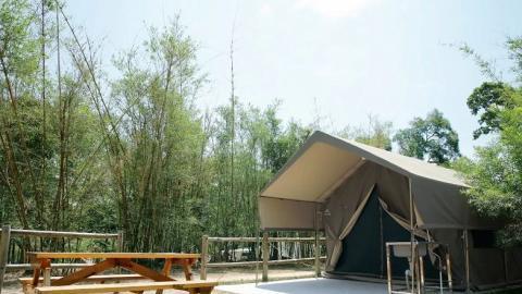 香港7大豪華懶人露營地/露營車推介!觀星/BBQ/獨木舟/衝浪板/巨型彈床