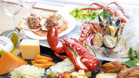 【酒店優惠2020】Novotel香港諾富特世紀酒店9月優惠!住宿+海鮮餐人均$399起