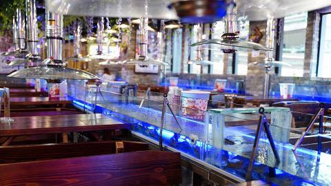 【銅鑼灣美食】泰式流水蝦放題進駐銅鑼灣 首設泰式按摩!任飲任食大頭蝦燒烤