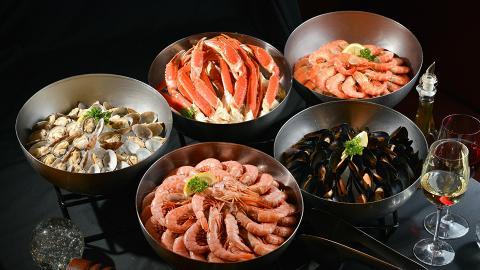 【自助餐優惠2020】香港W酒店+萬怡酒店自助餐買一送一優惠!$299起任食生蠔/蟹腳/海鮮