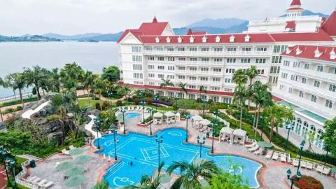 【酒店優惠2020】香港迪士尼樂園酒店住宿優惠52折 人均$709!送$400餐飲消費額食卡通點心