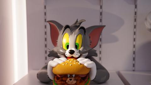 【旺角新店】Tom & Jerry限定主題店登陸旺角 絕版模型/獨家特別版玩具
