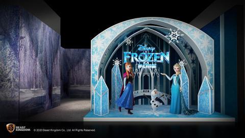 【將軍澳好去處】《魔雪奇緣Frozen》展覽11月登場!10大經典場景影相位/期間限定店/早鳥優惠
