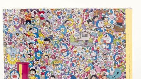 【網購優惠】村上隆聯乘多啦A夢巨型Puzzle!香港網購買到 1000塊限定版砌圖新登場