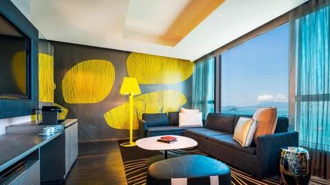【酒店優惠2020】香港W酒店快閃住宿優惠49折!包雙人早餐/雙人SPA水療排毒體驗