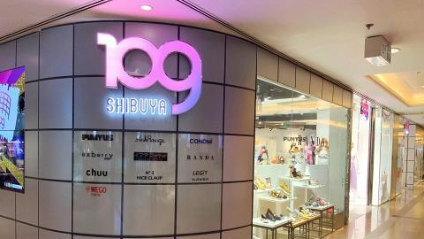 【減價優惠】尖沙咀SHIBUYA109減價低至2折 $109精選服飾/手袋/鞋/飾物