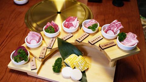 【尖沙咀美食】尖沙咀新開日式燒肉專門店「燒肉臻」設自助清酒售賣機!歎和牛/內臟燒肉