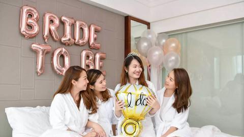 【酒店優惠2020】香港康得思酒店Cordis閨蜜派對住宿優惠!兩間相連客房包自助早餐/送氣球+蛋糕