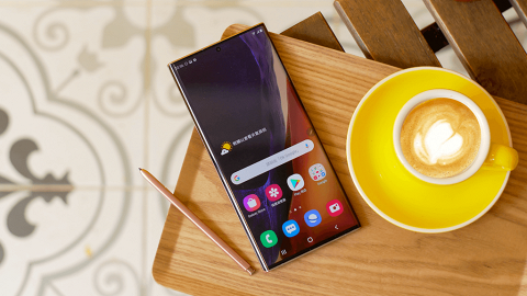 留住靈感  Galaxy Note20 Ultra 5G Multi Task好幫手!