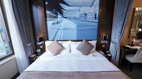 【酒店優惠2020】港島5星級海景住宿送$1300餐飲套票優惠 空中餐廳/無邊際天台/包3餐