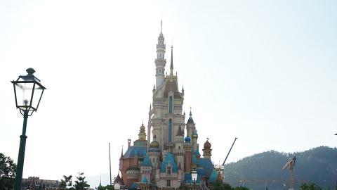 【迪士尼樂園】香港迪士尼樂園新城堡年底開幕 三眼仔/萬聖節精品率先睇