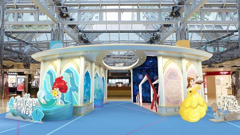 【太古好去處】期間限定迪士尼公主餐廳進駐太古城 4大影相位+迪士尼公主精品店