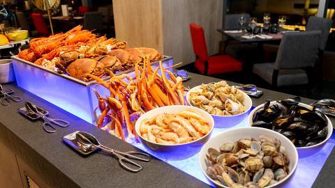 【酒店優惠2020】尖沙咀港青酒店推自助餐+住宿優惠 包3餐自助餐/海景客房