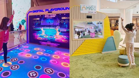 【將軍澳好去處】將軍澳區最大型商場The LOHAS康城第二階段開幕!LED擂台/互動遊戲區/兒童樂園