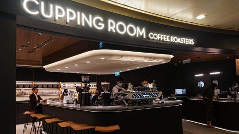 【銅鑼灣美食】CuppingRoom旗艦店全黑Cafe登陸銅鑼灣  客製沖調咖啡/咖啡工作坊