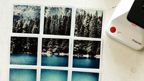 【網購優惠】Polaroid寶麗來即影即有沖曬機限時優惠!AR功能實體相變影片/沖曬即影即有