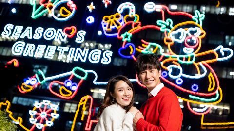 【聖誕好去處2020】尖沙咀聖誕燈飾2020亮燈!巨型LED燈牆/聖誕老人/聖誕樹/浪漫燈海
