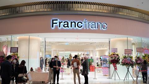 【將軍澳好去處】Francfranc 4000呎新店進駐將軍澳 聖誕裝飾/家品/餐具/收納用品
