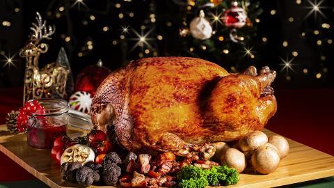 【聖誕自助餐2020】帝京酒店花月庭聖誕自助餐 即開生蠔/松露烤火雞/芝士龍蝦麵/煎鴨肝/片皮鴨