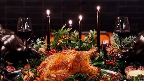 【聖誕大餐2020】瑰麗酒店Rosewood八間餐廳酒吧呈獻聖誕美食 歎勻聖誕火雞/波士頓龍蝦/生蠔