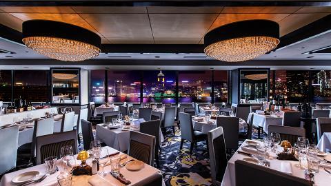 【聖誕打卡餐廳2020】喜來登酒店Morton's新推聖誕大餐 飽覽維港夜景歎勻牛扒/龍蝦/海鮮拼盤