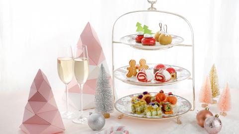【聖誕下午茶2020】7大酒店聖誕下午茶tea set+早鳥優惠75折起 朗廷/Hotel ICON/美利