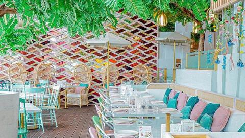 【聖誕下午茶2020】泰國人氣夢幻少女風Cafe Lady Nara登陸尖沙咀 歎精緻招牌3層下午茶/甜品