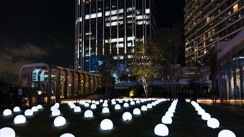 【聖誕好去處2020】國際級Globoscope光影展示首次亞洲亮相登陸K11 MUSEA!展出170個發光小圓球