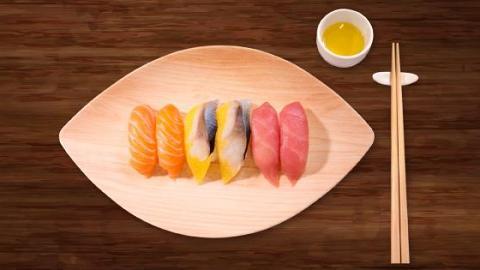 【葵涌美食】壽司店爭鮮推快閃減價飲食優惠 全店單顆壽司$2