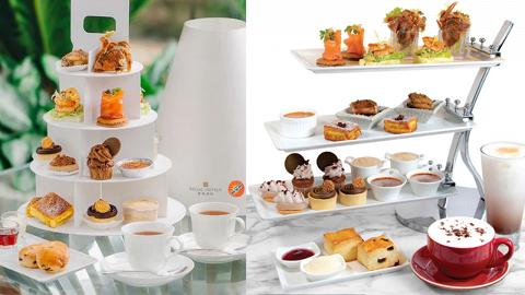富豪酒店推出阿華田主題下午茶外賣!阿華田西多士/阿華田脆脆焦糖燉蛋/朱古力批/芝士蛋糕