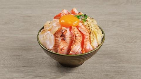 【旺角美食】日式魚生丼飯餐廳爆丼屋推12月生日優惠 生日壽星丼飯買四送一