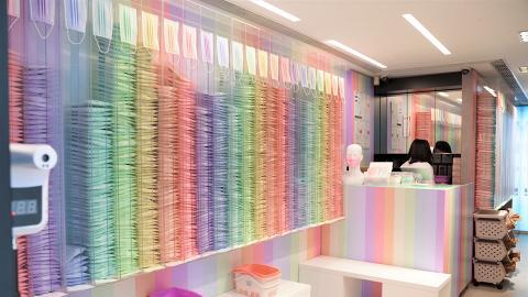 【香港口罩】尖沙咀OxyAIR Mask自選七色彩虹口罩 12星座口罩/開幕優惠低至85折