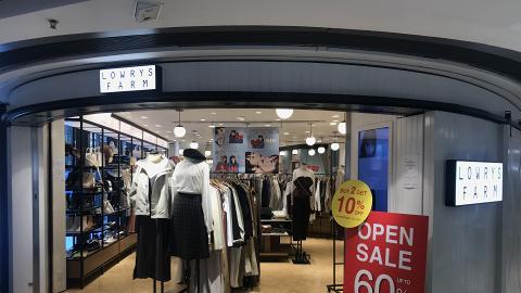 【減價優惠】Lowrys Farm全線大減價低至4折 衛衣/冷衫/裙/褲/外套