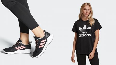 【雙12優惠2020】Adidas官網雙十二限時網購優惠!Tee/波鞋/外套/衛衣低至5折再買一送一