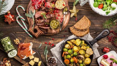 【聖誕外賣2020】Moreish&Malt聖誕大餐優惠人均$199 聖誕火雞/烤豬肋骨/牛油果蟹肉脆/甜品拼盤