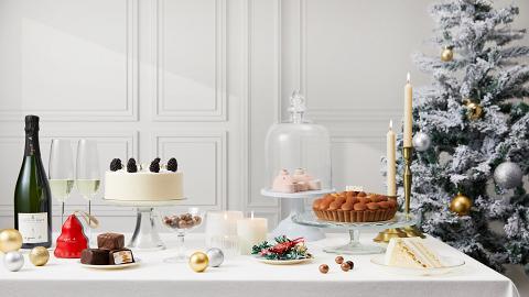【聖誕禮物2020】agnès b.聖誕系列登場!新推節日限定法式聖誕禮盒/聖誕美食餐單/蛋糕
