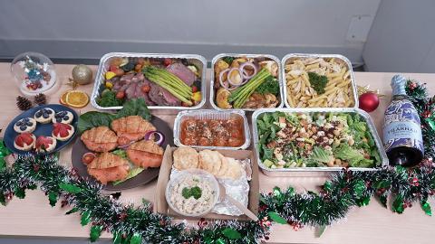 【聖誕外賣2020】Moreish&Malt聖誕外賣套餐 原隻牛油燒雞/紐西蘭牛肉直送到家