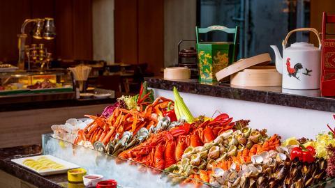 【聖誕自助餐2020】香港港島太平洋酒店聖誕自助餐優惠 $238任食冰鎮海鮮/刺身/HäagenDazs/甜品