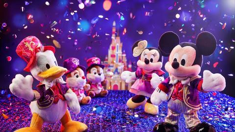 【網購優惠】香港迪士尼樂園網店全新登場 120款公仔/精品/聖誕系列低至半價