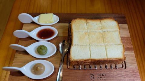 【尖沙咀美食】日本大阪人氣生吐司嵜本SAKImoto bakery抵港 北海道牛奶極生吐司+15款招牌果醬