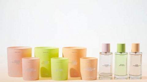 ZARA X Jo Malone創辦人系列新品登場 6款糖果色香水/香氛蠟燭現已開賣