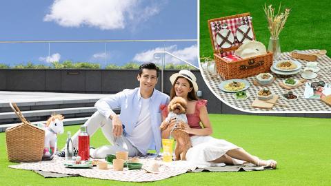 寵物野餐Petcation!山頂廣場設置全新露天草地體驗+Klook獨家7折優惠