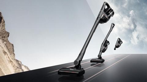 Miele首部無線吸塵機 Triflex HX1登場! 「一機三用」靈活收納/全方位清潔功能/三重鎖住致敏原