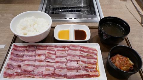 【沙田美食】日本人氣一人燒肉專門店「燒肉Like」進駐沙田! 開幕限定優惠$29超值燒肉套餐