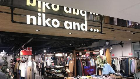 【減價優惠】Niko and...新一輪大減價低至3折 外套/衛衣/針織衫/裙/褲$79起