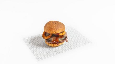 本地人氣漢堡店Honbo中環分店限定 全新煙燻牛腩漢堡+手工啤酒登場!