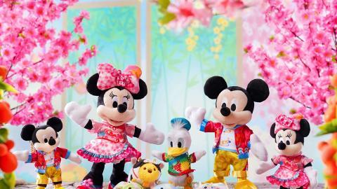 【新年2021】迪士尼農曆新年精品率先睇 米奇、Duffy公仔/揮春/賀年禮盒